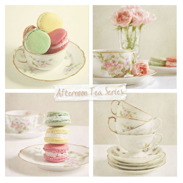 Afternoon tea series 4